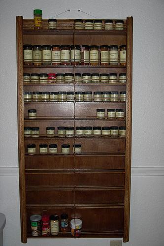 Spice Rack Home Wiki