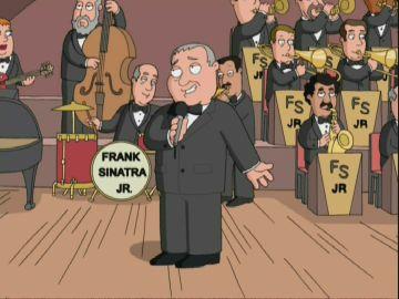 Frank Sinatra Jr Family Guy Wiki