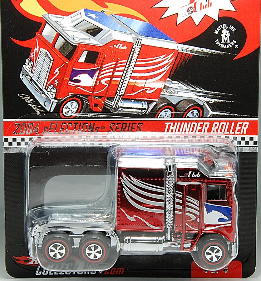 Thunder Roller Hot Wheels Wiki