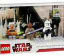 LEGO Star Wars Collectible Display Set 1