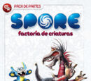 Spore Factoría de Criaturas
