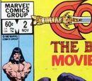 Conan the Barbarian Movie Special Vol 1 2/Images