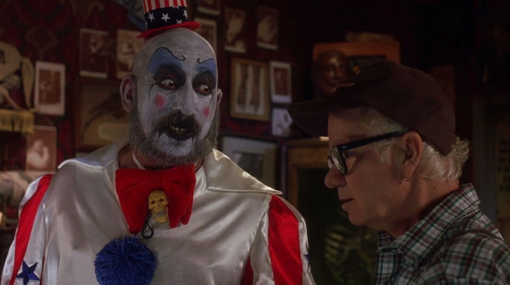 Captain Spaulding (Cutter) - The Devil's Rejects Wiki