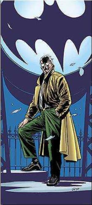Gordon Batman
