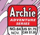 Archie Sonic the Hedgehog Issue 64