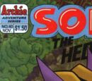 Archie Sonic the Hedgehog Issue 40