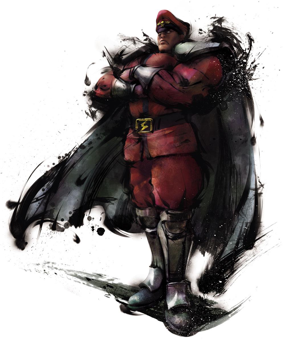 Evil-doer  M Bison  M Bison