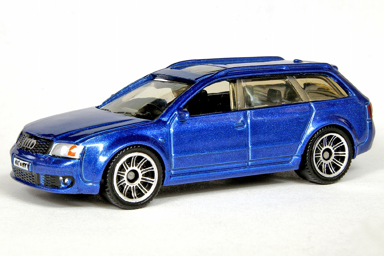 Audi RS6 Avant - Matchbox Cars Wiki