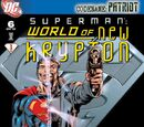 Superman: World of New Krypton Vol 1 6