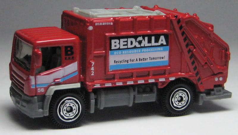 Toys 4 Trucks Green Bay : Garbage truck matchbox cars wiki