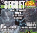 New Gods Secret Files and Origins Vol 1 1