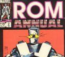 Rom Annual Vol 1 2