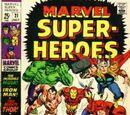 Marvel Super-Heroes Vol 1 21