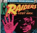 Raiders of the Lost Ark Vol 1 1/Images