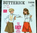Butterick 5408