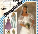 Simplicity 6241 A