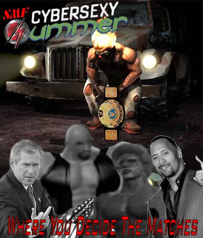 Cyber wrestling chat
