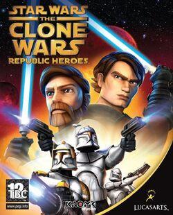Republic HeroesCover
