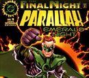 Parallax: Emerald Night Vol 1 1