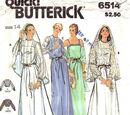 Butterick 6514