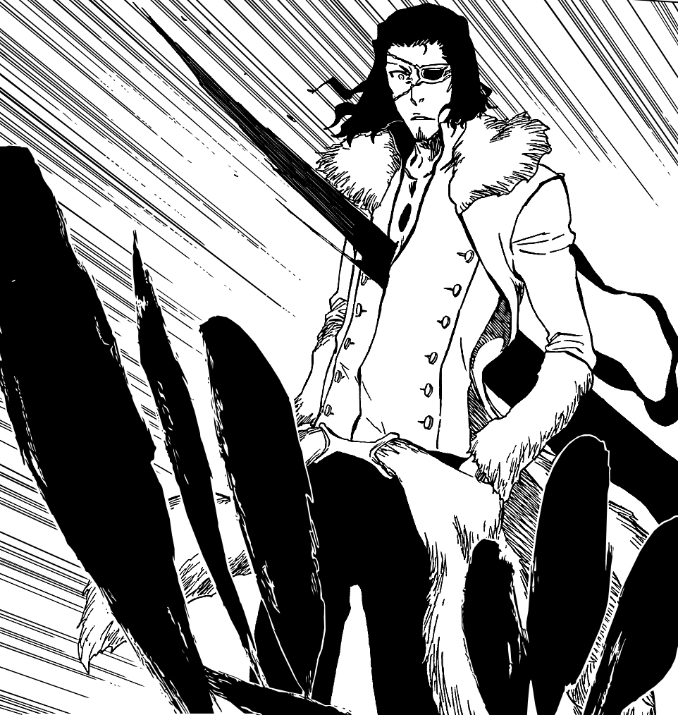 Image - Stab.jpg - Bleach Wiki - Your guide to the Bleach manga ...