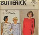 Butterick 3021 A