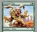 Creature Guy