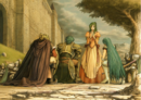 Elincia and retainers.png