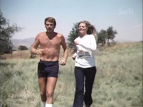bionic woman running - photo #6