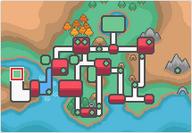 Mapa Zona Safari Johto