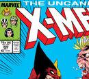 Uncanny X-Men Vol 1 222