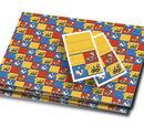 GW980 Classic LEGO Gift Wrap