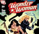 Wonder Woman Vol 3 34