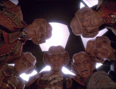 Ferengi Gruppe