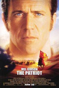 Patriot promo poster