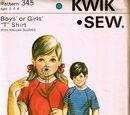Kwik Sew 345