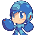 Mega Man Powered Up Character Images