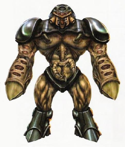 Image - Alien grunt concept w.jpg - Half-Life Wiki
