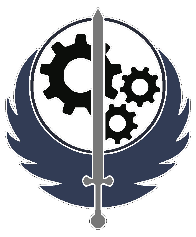 Brotherhood of Steel 20100106073831!BoS_logo