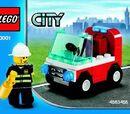 30001 Fireman's Car