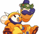 Mega Man Legends 2 Character Images