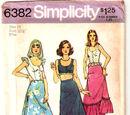 Simplicity 6382 A