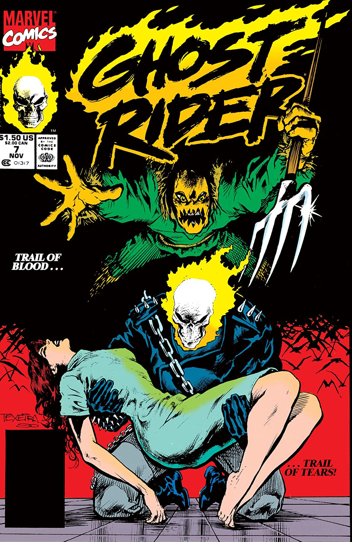 Pictures of Ghost Rider 3 Ghost Rider Vol 3 7