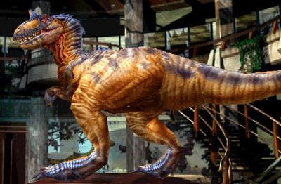 in Warpath Jurassic Park