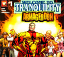 Welcome to Tranquility: Armageddon Vol 1 1