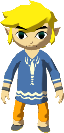 [GAMES] The Legend of Zelda (Nintendo Wii U) - Gameplay! Link_Second_Quest_%28The_Wind_Waker%29