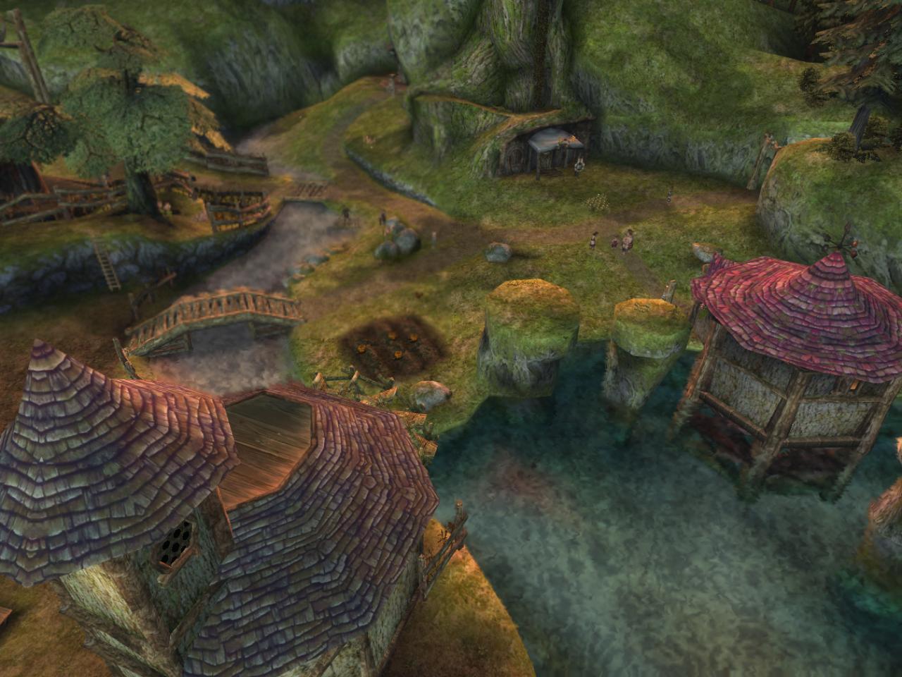 Ordon Village Zeldapedia The Legend Of Zelda Wiki