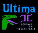 Computer Ports of Ultima II