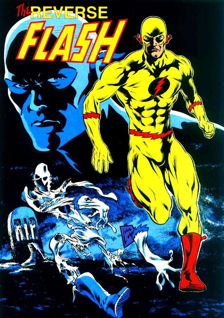 Reverse Flash 001