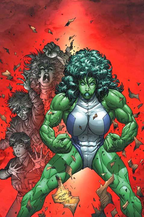 Jennifer Walters (Earth-616) - Marvel Comics Database